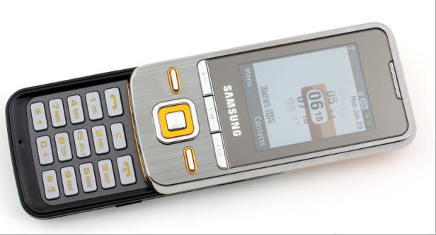 Samsung M3200 Beat s    Hillos