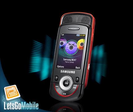 Samsung M3310 music phone LetsGoMobile