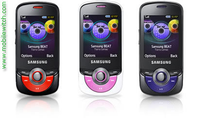 Samsung M3310L pictures  official photos   MobileWitch