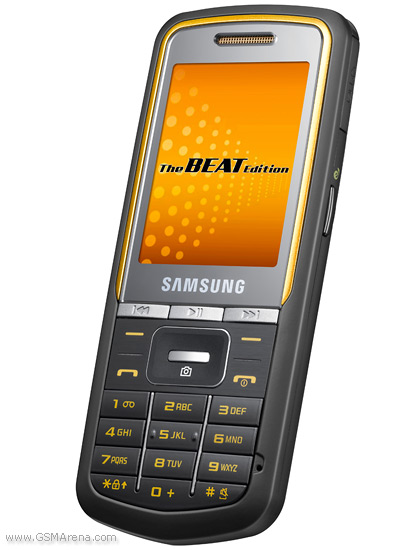 Samsung M3510 Beat b pictures  official photos