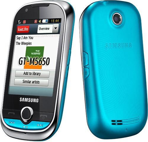 Samsung M5650 Lindy   Mobile phone reviews Nokia Sony Ericsson