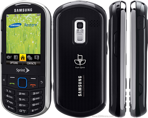 Samsung M570 Restore pictures  official photos