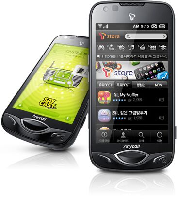 Samsung SCH M715 T OMNIA II Specs   Technical Datasheet   PDAdb