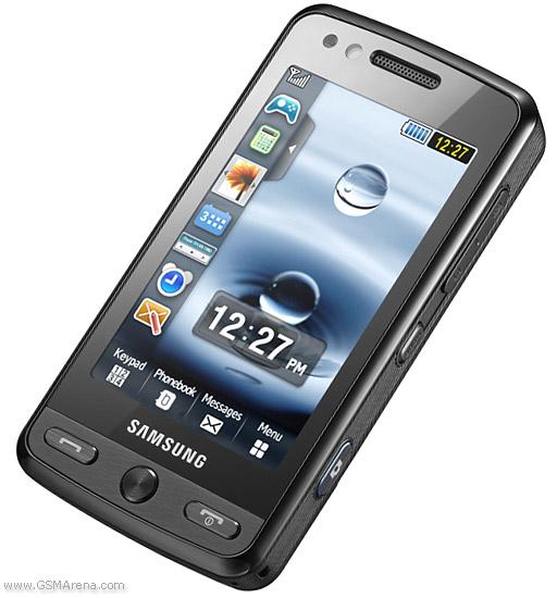 Samsung M8800 Pixon pictures  official photos