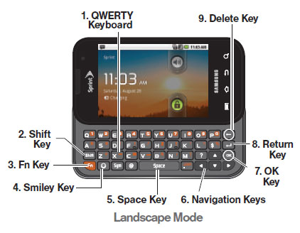 Samsung Transform  SPH M920  user manual leaks out