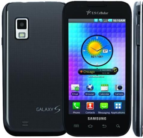 Samsung Mesmerize  SCH i500  Galaxy S Phone  US Cellular     My