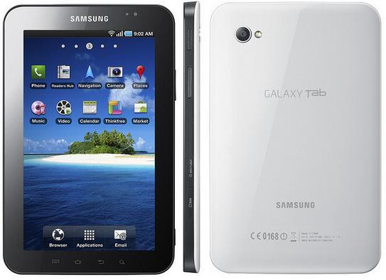 Samsung P1000 Galaxy Tab Specs   TheUnlockr