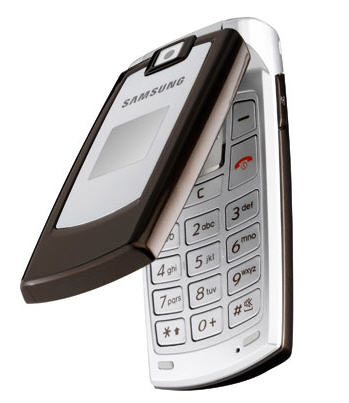Samsung SGH P180  Affordable UMA clamshell   Unwired View