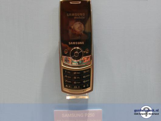Samsung lekt weer eens zes toestellen