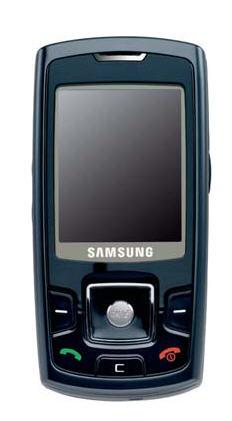 Samsung P260 UMA Wi Fi Slider   Unwired View