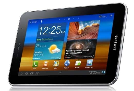 Samsung Galaxy Tab 620   7 0 Plus GT P6200 Reviews  Pros and Cons
