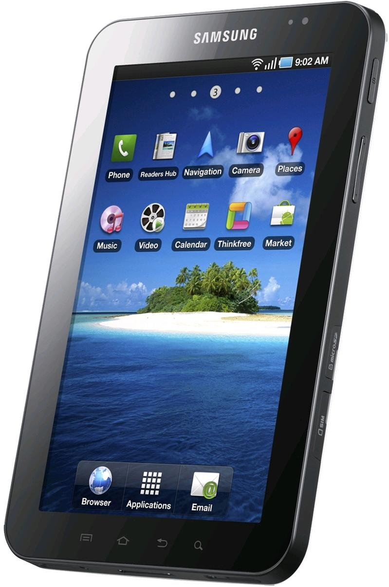 SAMSUNG P6210 GALAXY TAB 7 0 PLUS ANDROID TABLET