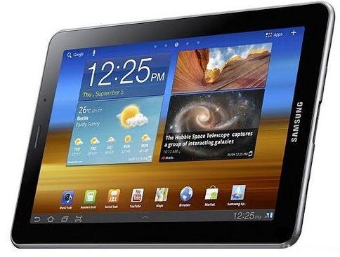 Samsung Tab 7 7 P6800   Widget City