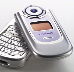 New Samsungs for 2004   Mobile Gazette   Mobile Phone News