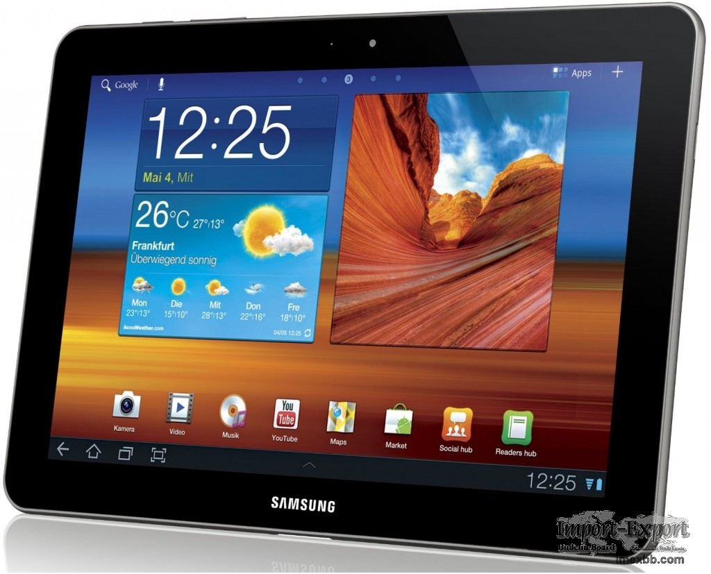 Samsung Galaxy Tab 10 1 GT P7500 3G WiFi 32GB