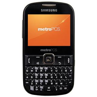 Mobile   News  MetroPCS offers Samsung Freeform III SCH R380