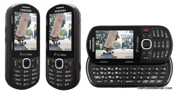 Samsung Profile SCH R580 User Manual Specifications for US