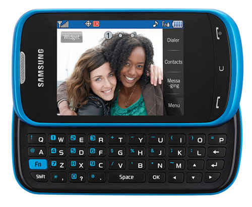 Messaging oriented Samsung Character SCH R640 is bound for the US
