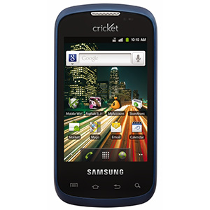 Samsung Transfix      Cricket Wireless