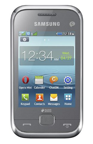 Samsung Rex 60 Price in India   C3312r Specifications  Features