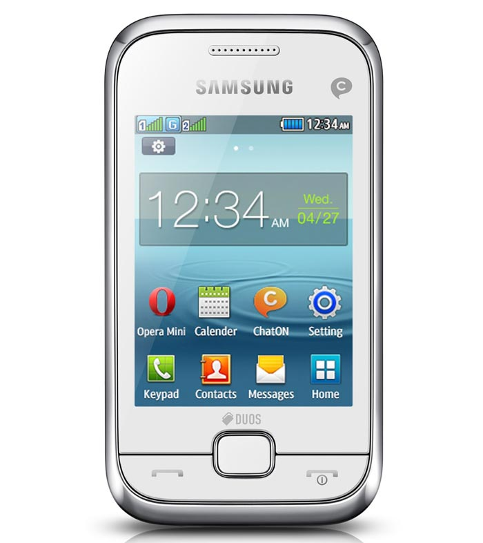 Samsung Rex 60 C3312R   Compare Mobile Phones Specifications and