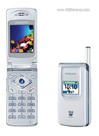Samsung S200 pictures  official photos