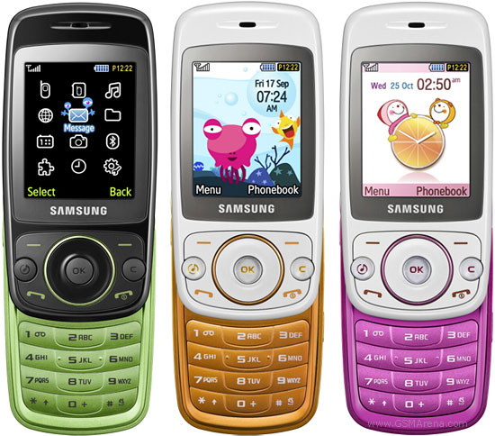 Samsung S3030 Tobi pictures  official photos