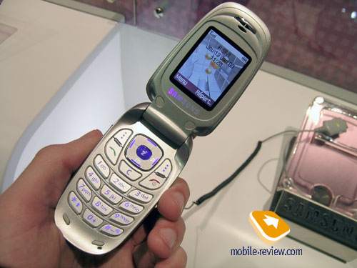 Mobile review com 3GSM                   Samsung