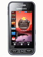 Samsung S5233T   Full phone specifications