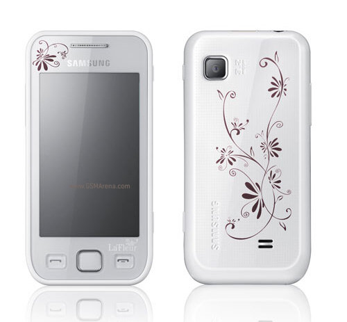 Samsung S5250 Wave525 pictures  official photos