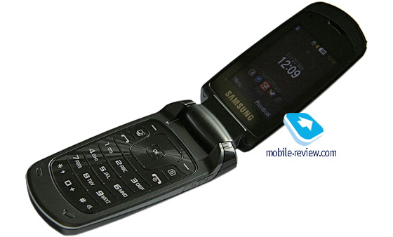 Samsung S5510     a Nokia 6600 Fold wannabe    Unwired View