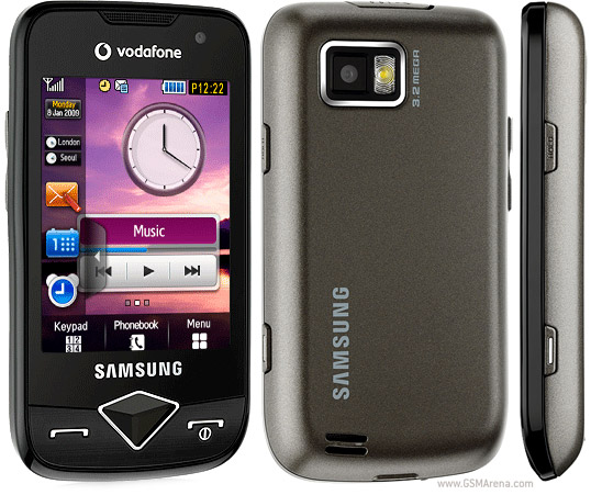 Samsung S5600v Blade pictures  official photos