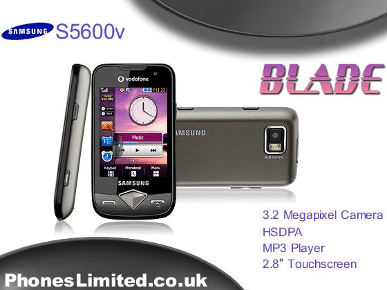 Samsung Blade Review   Samsung S5600v Blade Review   Phones Limited