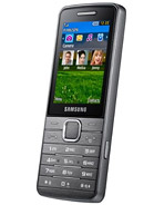 Samsung S5610   Full phone specifications