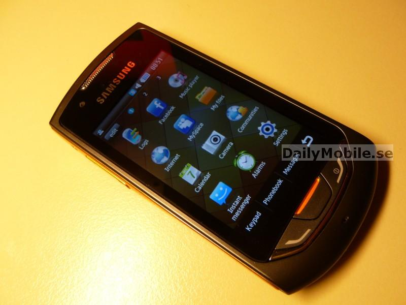 Samsung S5620 Monte Leaked Pictures Samsung S5620 Monte 04     Fone
