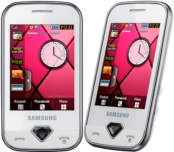 Samsung S7070 Diva pictures  official photos