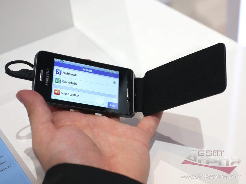Samsung S7230E Wave 723                                                                 IFA 2010