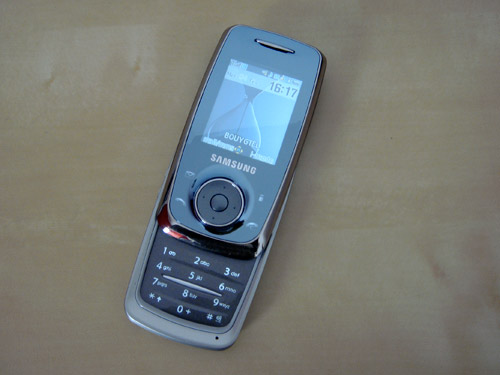 Samsung S730i Price in Philippine Peso