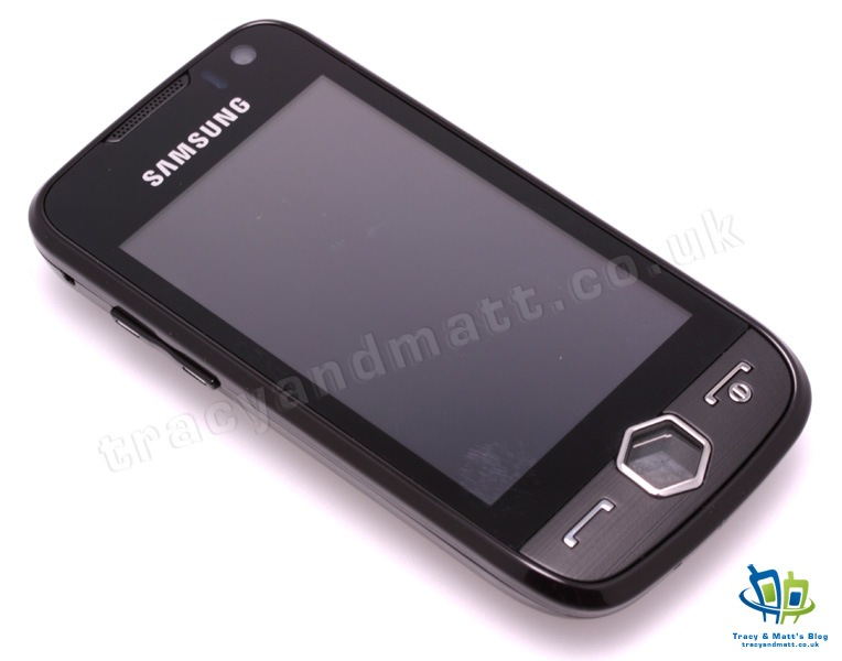 Samsung S8000 JET review   Tracy and Matts Blog