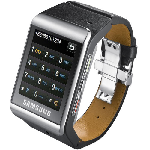 Samsung S9110 Watchphone   OhGizmo