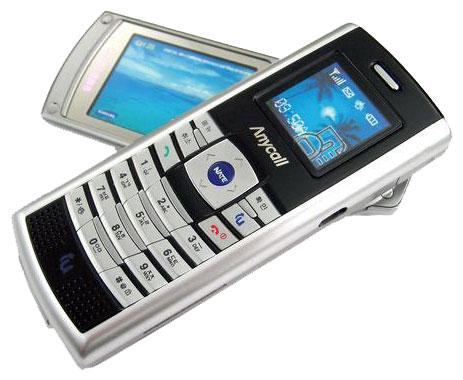 Samsung B100  CDMA  overview
