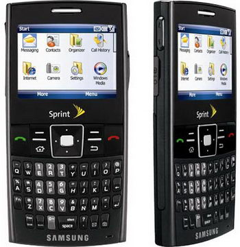 Sprint reveals Samsung Ace SPH I325  Were all surprised