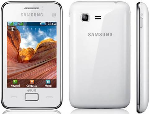Samsung Star 3 Duos Price in India   Dual SIM Samsung S5222 Mobile
