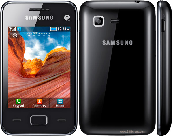 Samsung Star 3 s5220 pictures  official photos