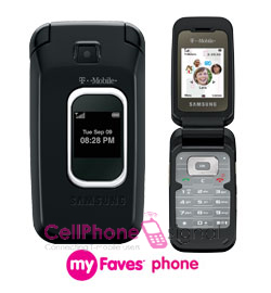 Official Pics Samsung T229 Black Pearl   T Mobile News Phone