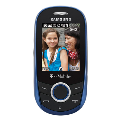 Reviews Ratings   T Mobile Cell Phones SGH T249   Samsung Cell