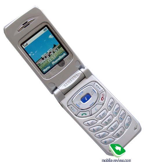 Mobile review com Review Samsung T400