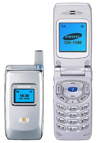 Samsung T400 phone photo gallery  official photos