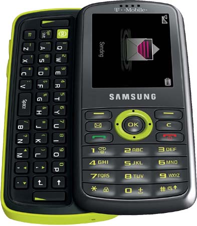 Samsung Gravity T459  Ringtone  Accessories  Software  Review