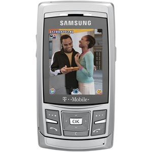 T Mobile Cell Phone   Samsung T629   Wirefly